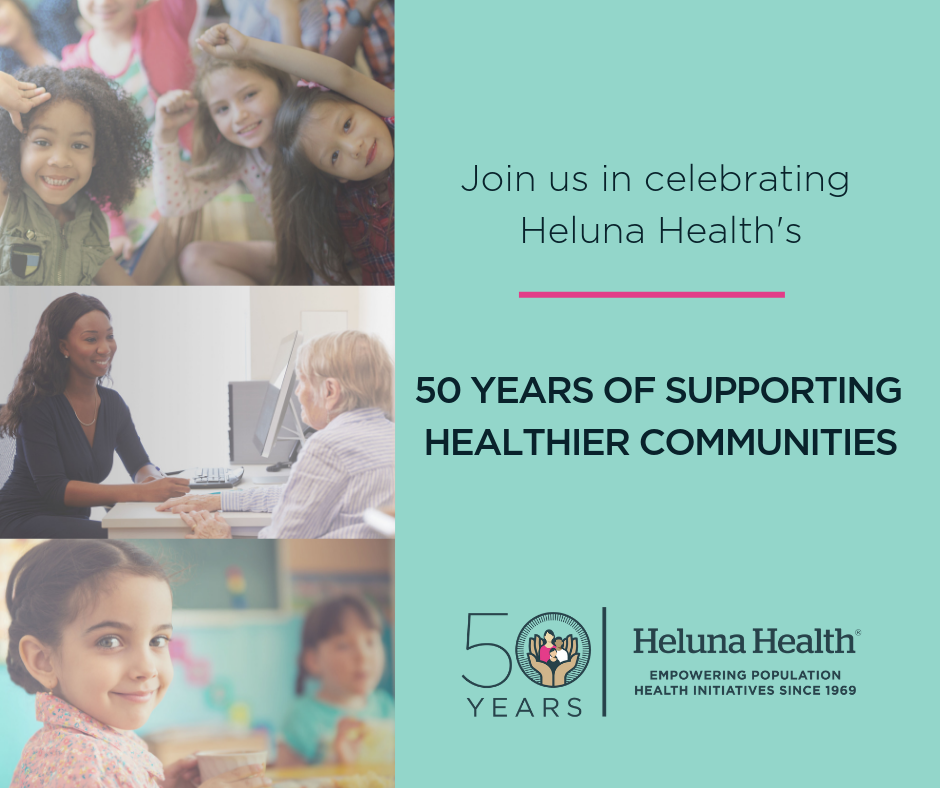 50 Years Supporting Healthier Communities